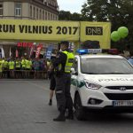 We run Vilnius